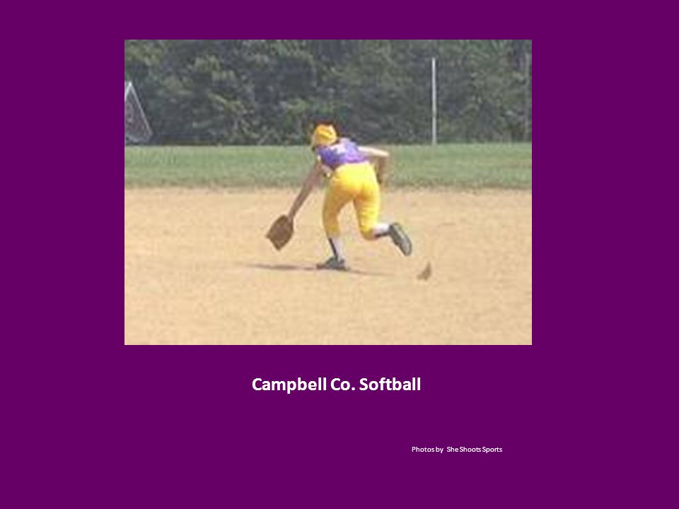 Campbell Co. Softball Photos by She Shoots Sports