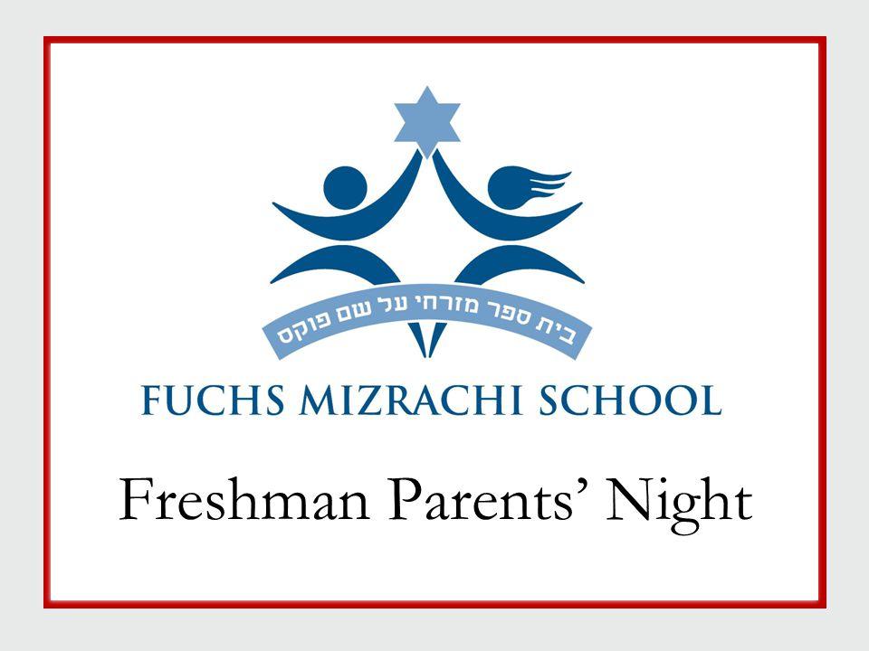 Freshman Parents' Night