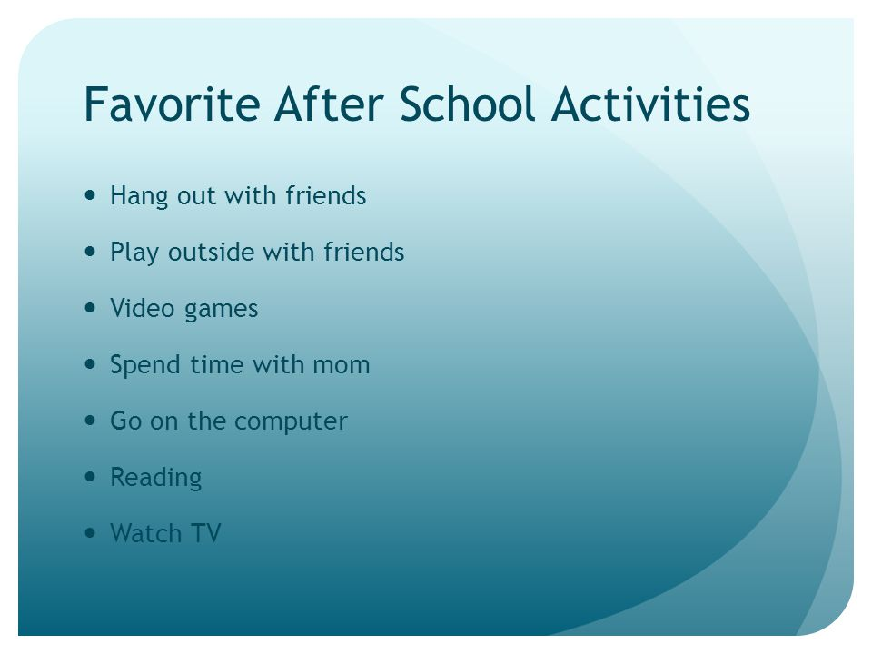 Activity Groups Solitary – Inactive Social Active