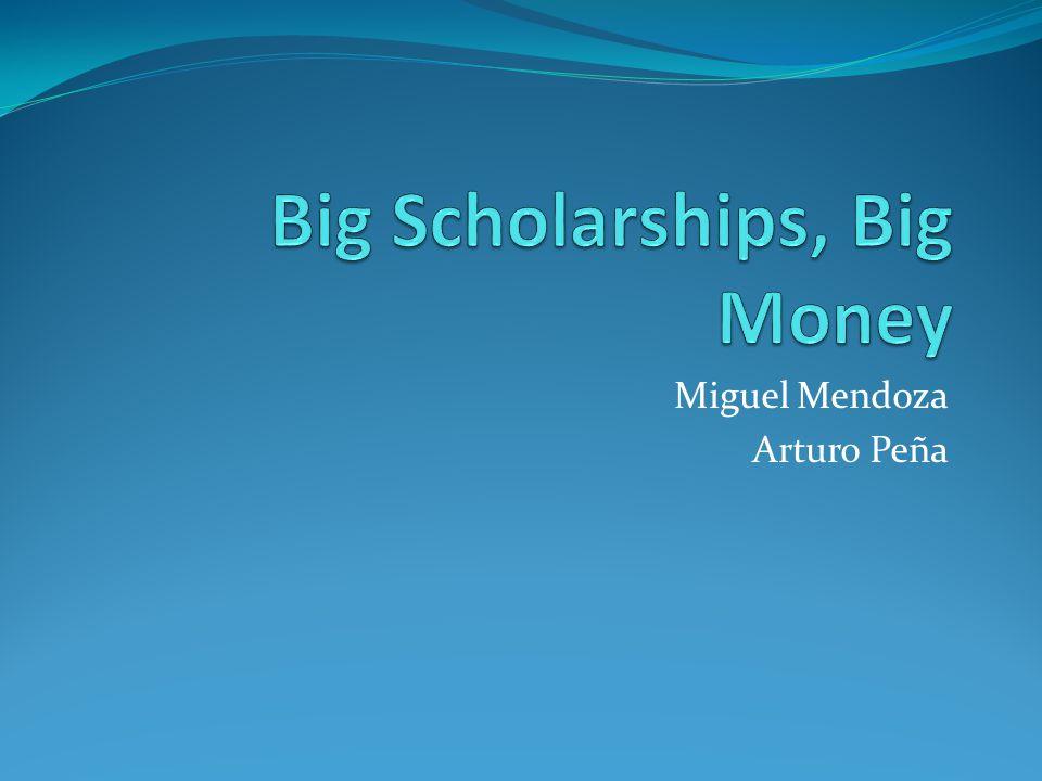 Miguel Mendoza Arturo Peña