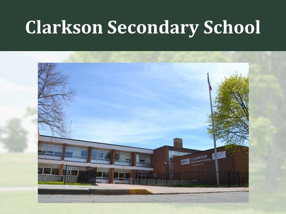 Clarkson Secondary School