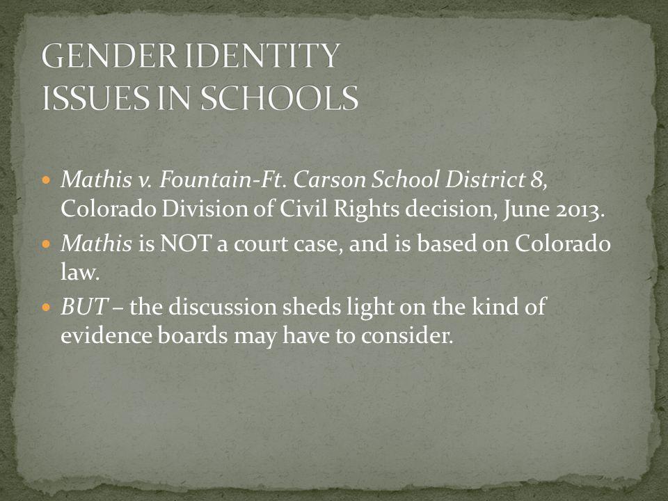 Mathis v. Fountain-Ft.