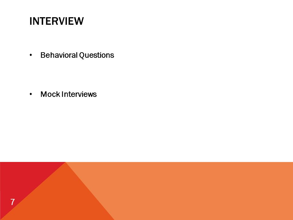 7 INTERVIEW Behavioral Questions Mock Interviews