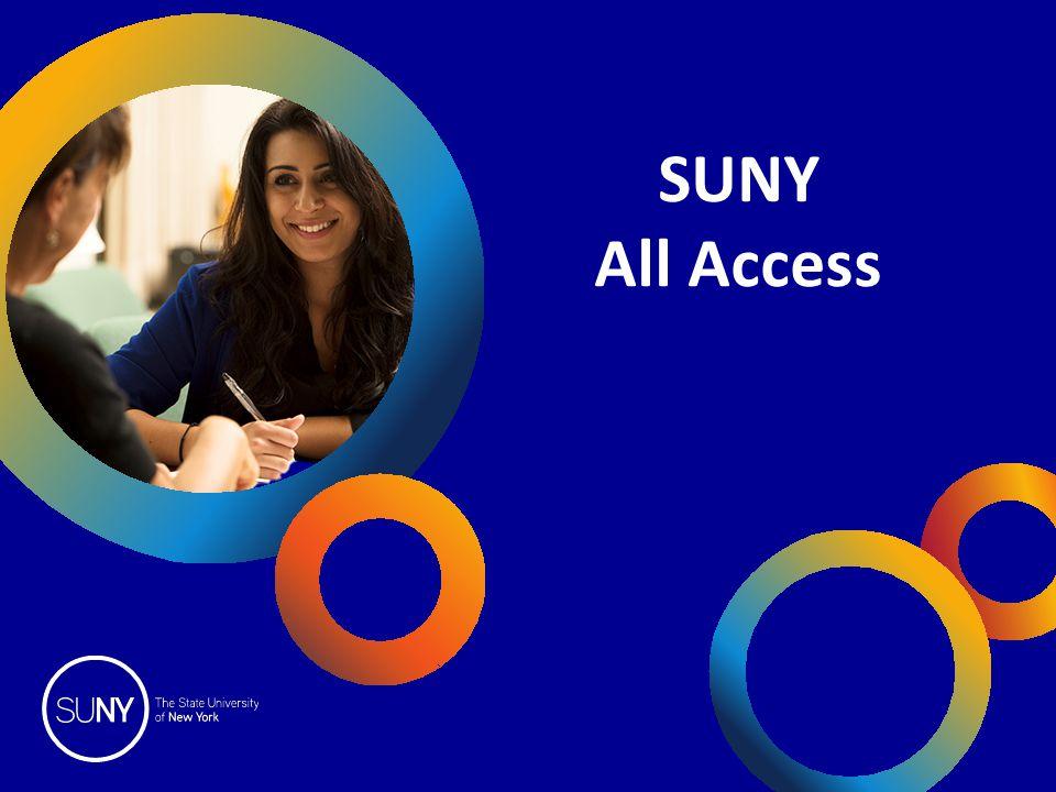 SUNY All Access