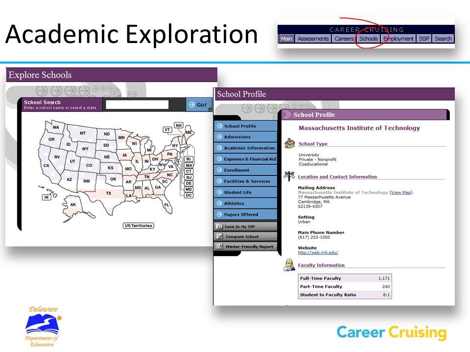Academic Exploration