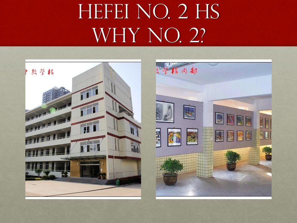 Hefei No. 2 HS Why No. 2