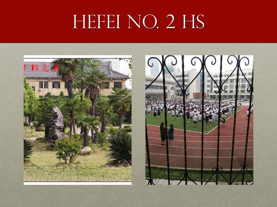 Hefei No. 2 HS