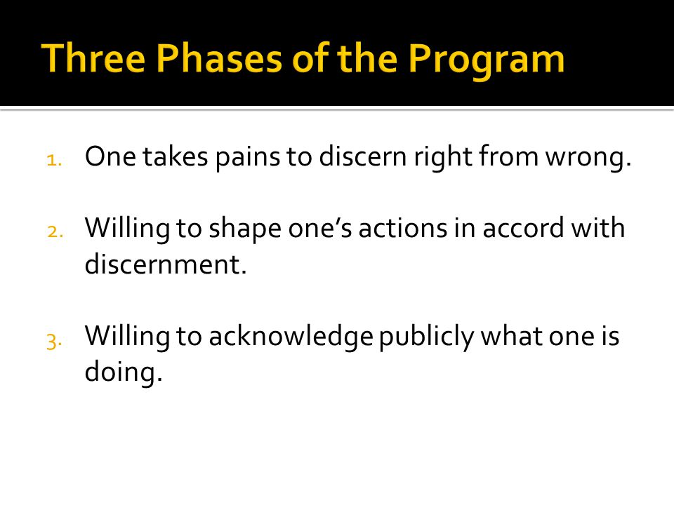  Introduction of St. Ignatius  SMART Goal Setting  Decision Making