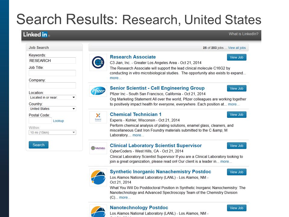 Search Results: Research, United States