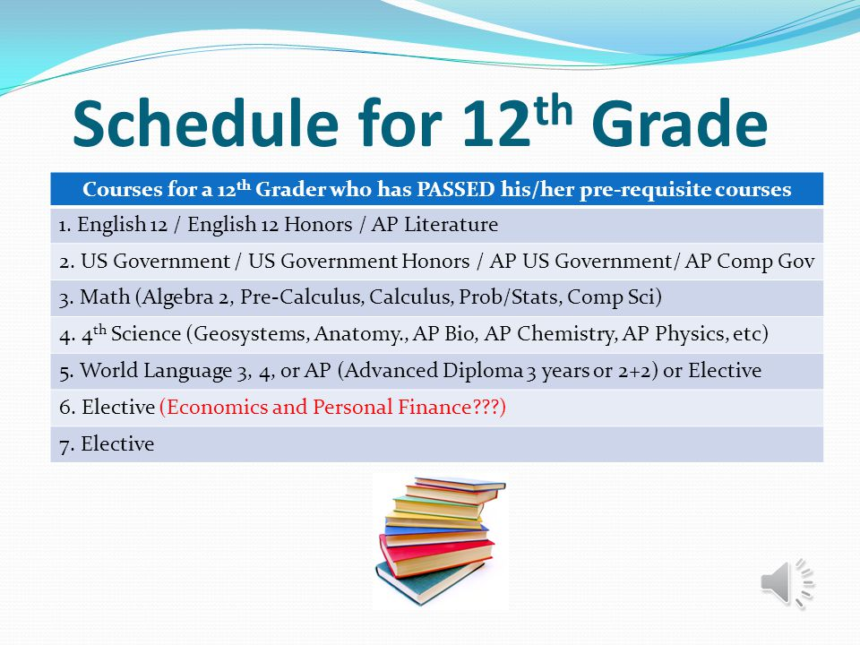 VERIFIED CREDITS (Pass course/ End of Year SOL) Subject STANDARD DIPLOMA (22 CREDITS) ADVANCED STUDIES DIPLOMA (26 CREDITS) English 2 (both during Junior year) Math 12 Science 12 History 12 Student Choice 11 TOTAL: 69 Diploma Requirements for Class of 2015 VERIFIED CREDITS