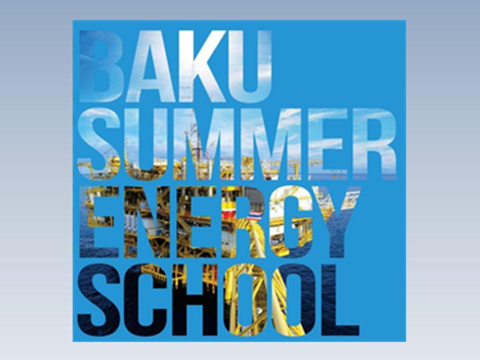Presentation Plan Brief Information and facts on Azerbaijan What is Baku Summer Energy School 2015.