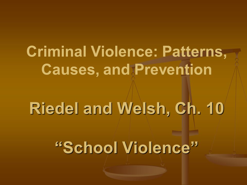 Self-Reported Violence In 2003, 33% of high school students reported having been in a fight anywhere, and 13% said they had been in a fight on school property during the preceding 12 months.