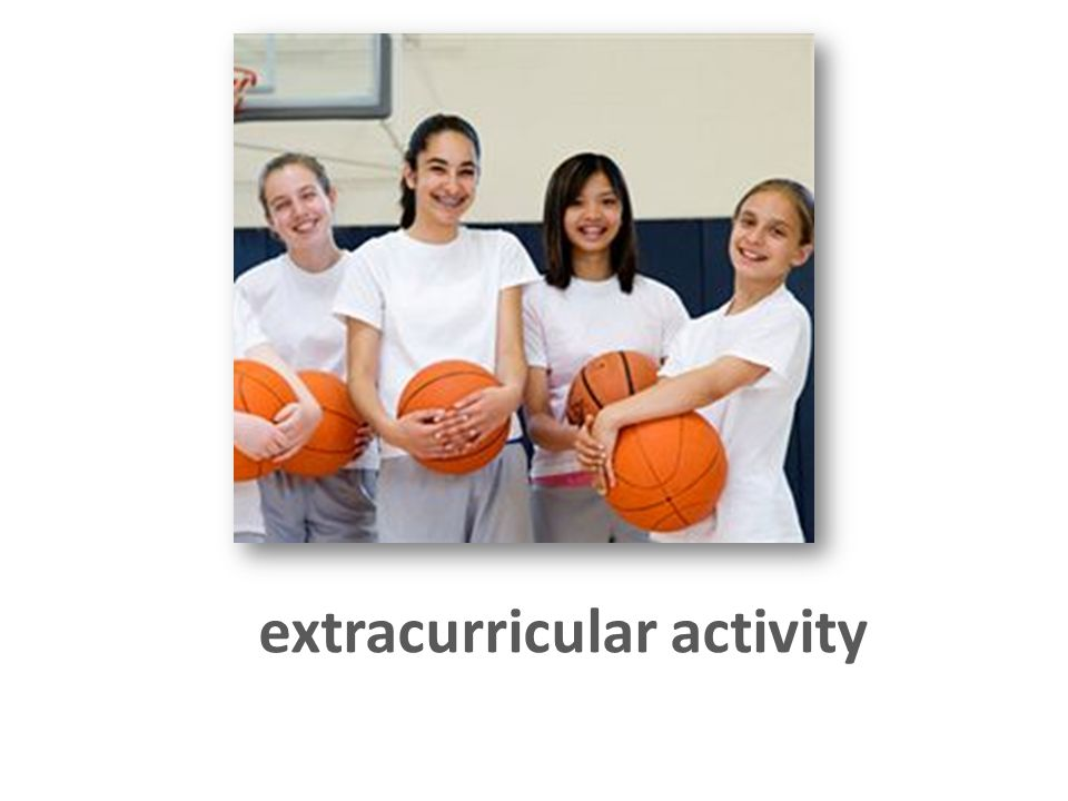 extracurricular activity