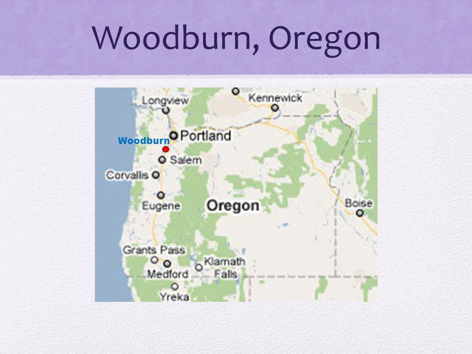 Woodburn, Oregon Woodburn