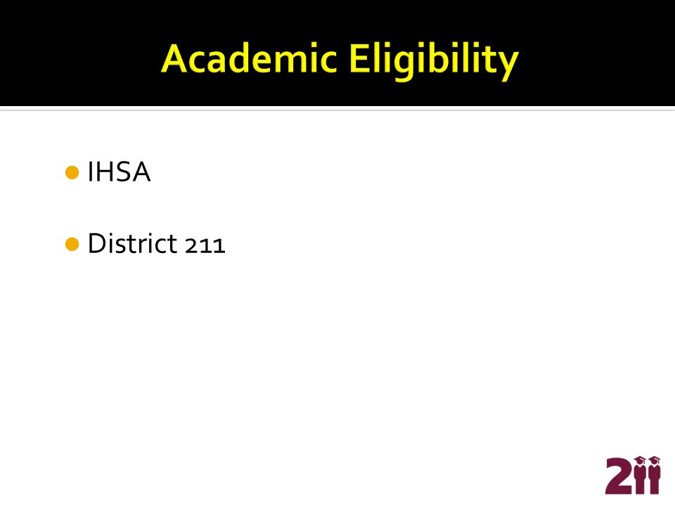 IHSA District 211