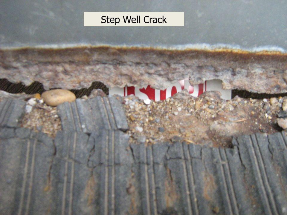 Step Well Crack