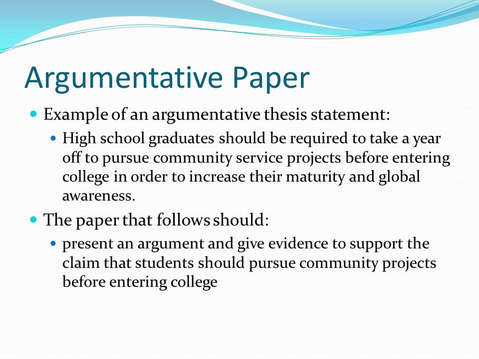 Sample Essays For High School Students Resume Examples Thesis Sample Paper Thesis Format Example Image  Familypsychsolutions Com Population Essay In English also Essay About English Class Technical Report Writing Today Examples Of Argumentative Thesis  Good High School Essay Topics