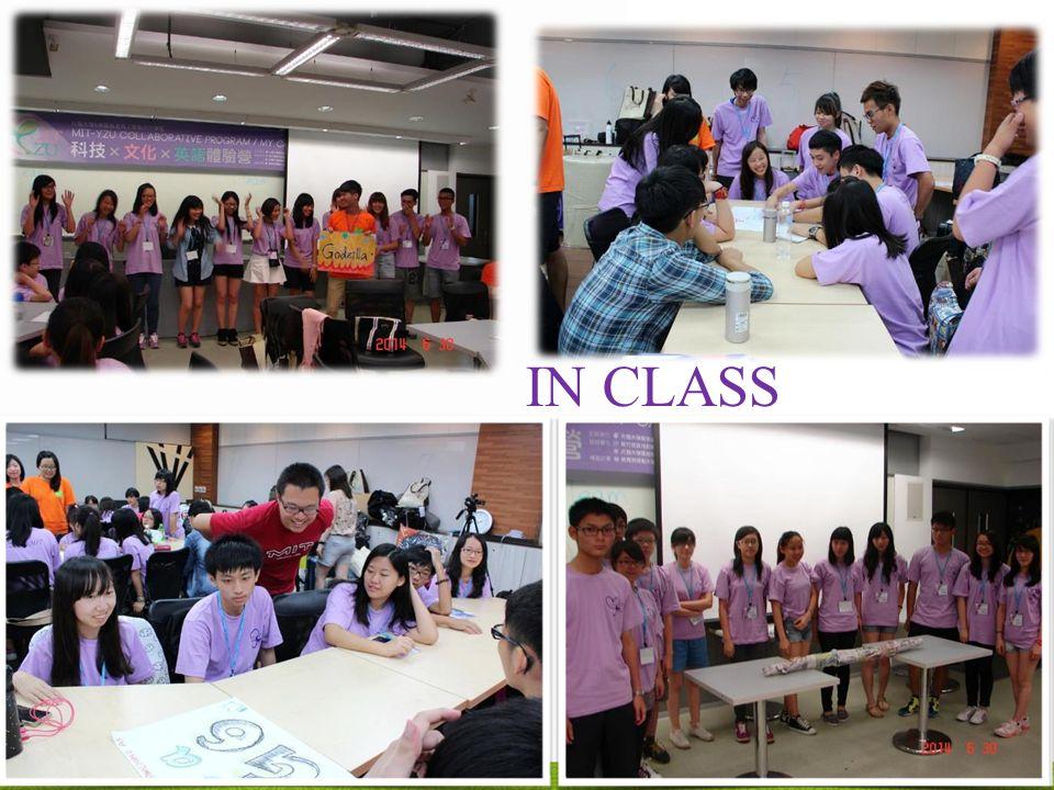 IN CLASS 19
