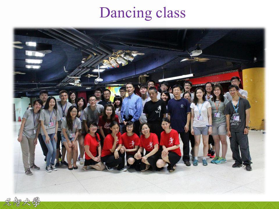 Dancing class 22