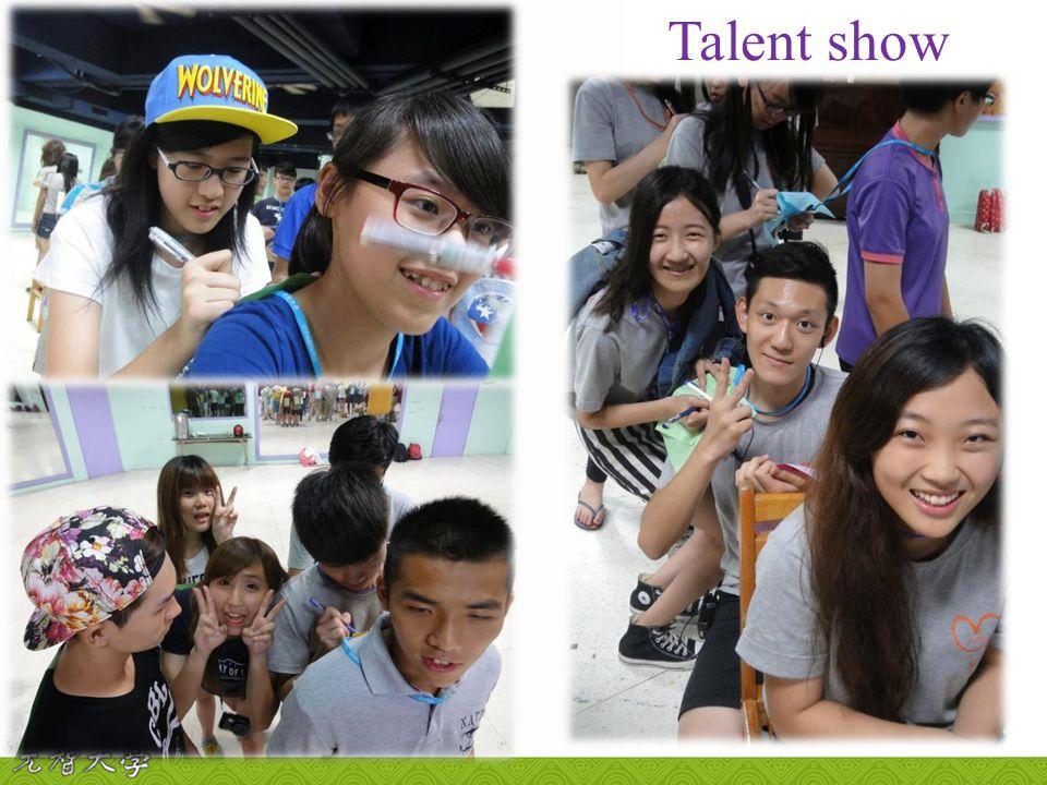 Talent show 25