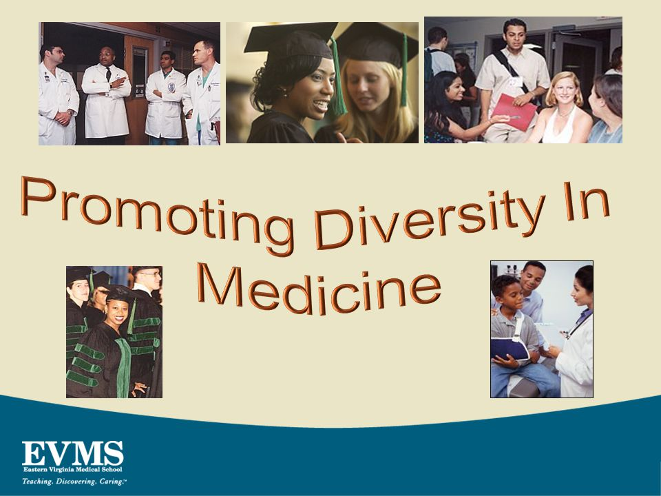 Eastern Virginia Medical School supports the mission of the Nebraska – Virginia Alliance in increasing the numbers of traditionally underrepresented groups in the medical and health professions to advance and improve education, patient care, and research.