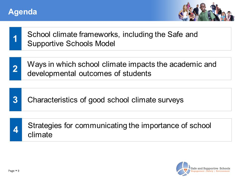 Strategies for Communicating the Importance of School Climate