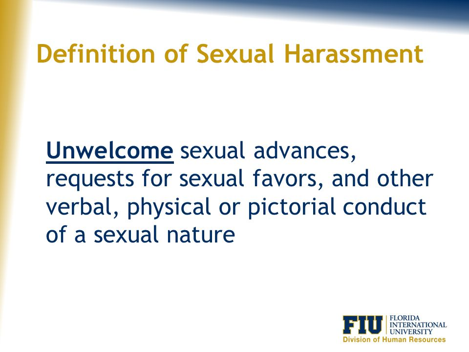 Scope of Coverage Title IX protects students and employees from sexual harassment in an institution's education programs and activities, including: – All academic, educational, extracurricular, athletic, and other programs of the institution – On-campus, off-campus, in transit, sponsored at other locations, etc