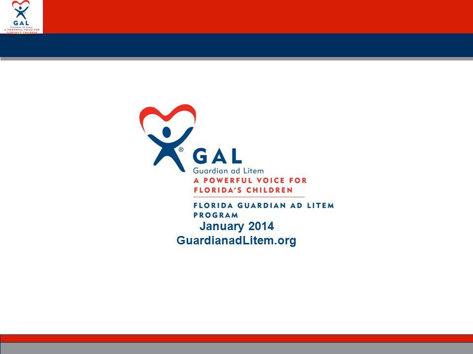 January 2014 GuardianadLitem.org