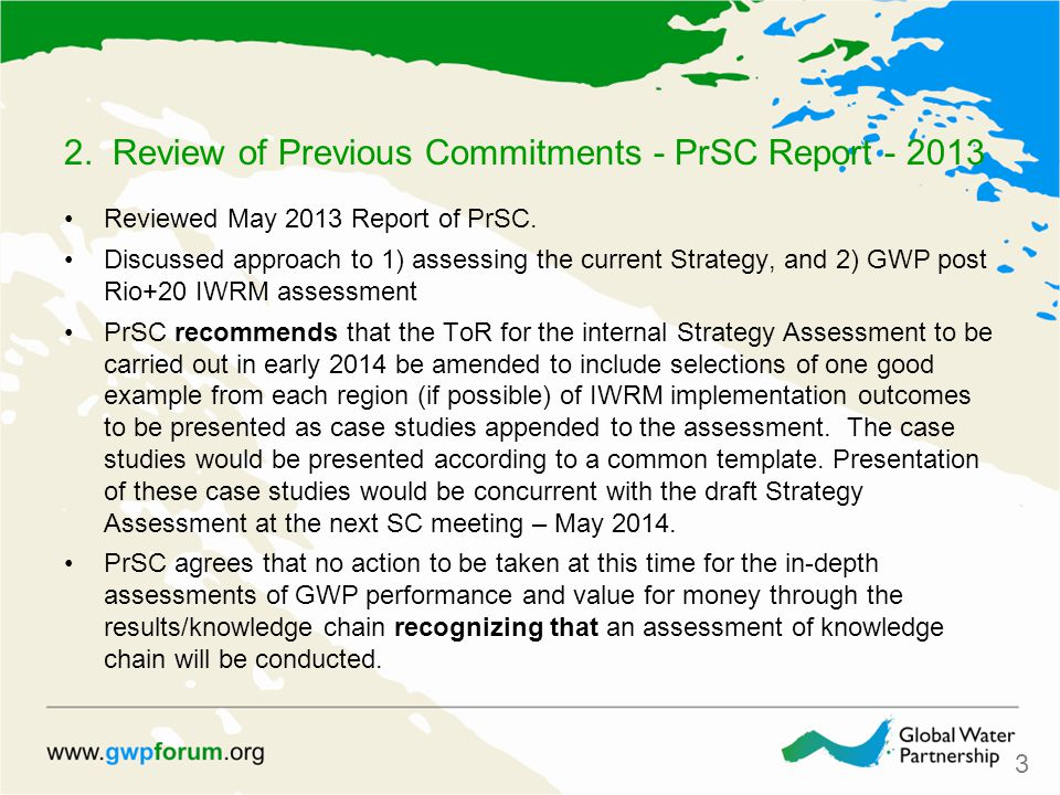 3 Reviewed May 2013 Report of PrSC.