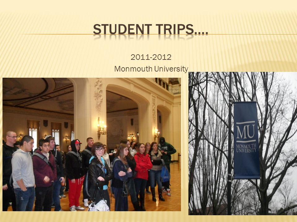 2011-2012 Monmouth University