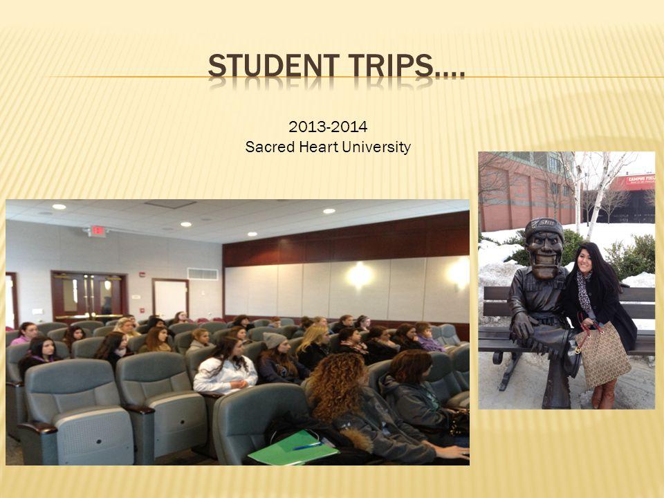 2013-2014 Sacred Heart University