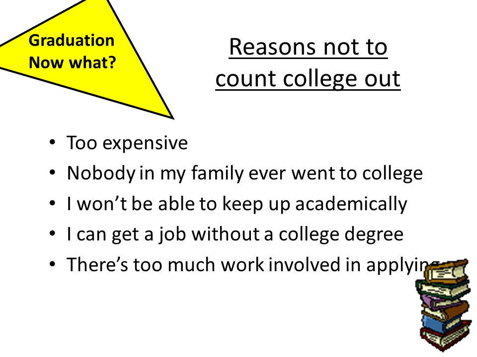 Decisions, Decisions, Decisions! College Comparison Checklist Let the buyer beware