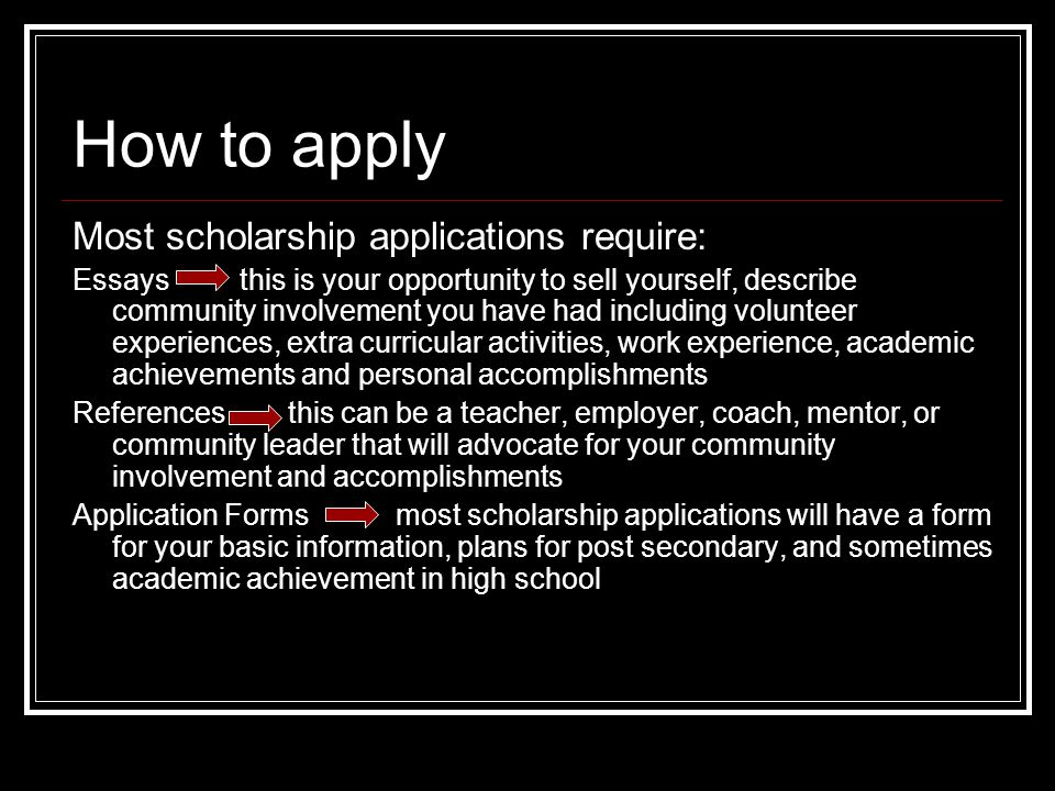 scholarship that doesnt require an essay Get tips for writing scholarship essays a need-based form of financial aid for college that doesn't have to be paid back.