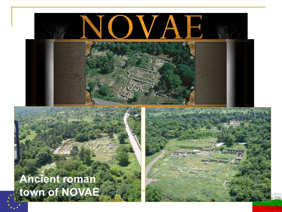 Ancient roman town of NOVAE