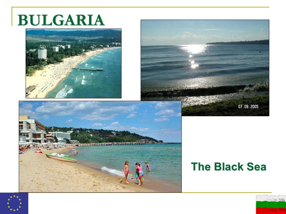 BULGARIA The Black Sea