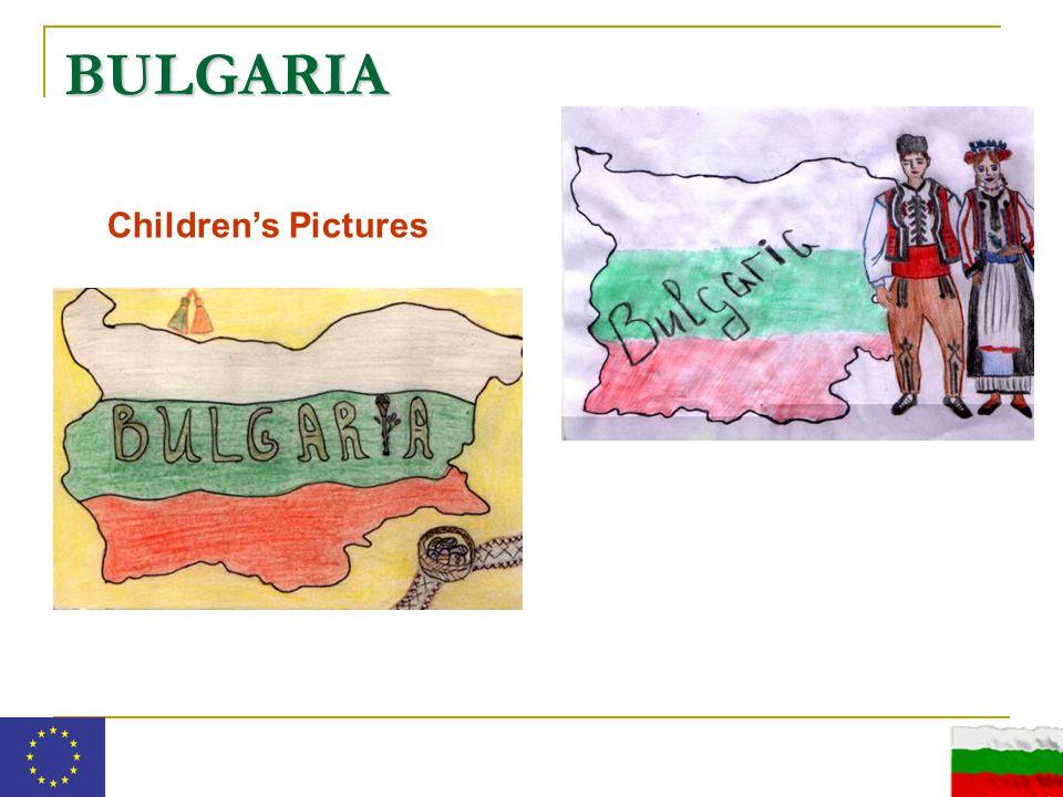 BULGARIA Children's Pictures