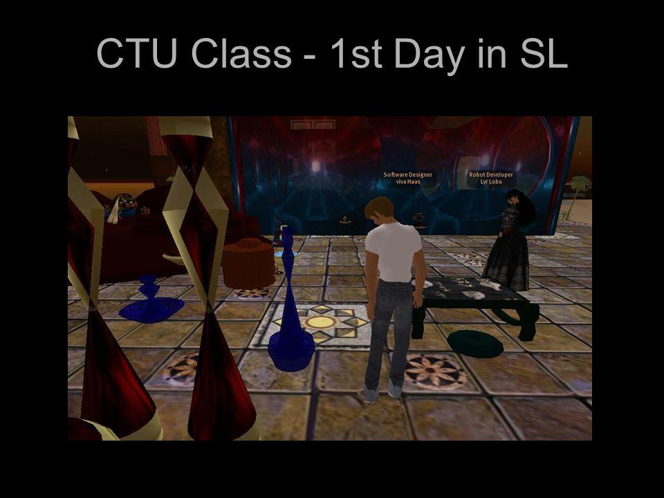 CTU Class - 1st Day in SL