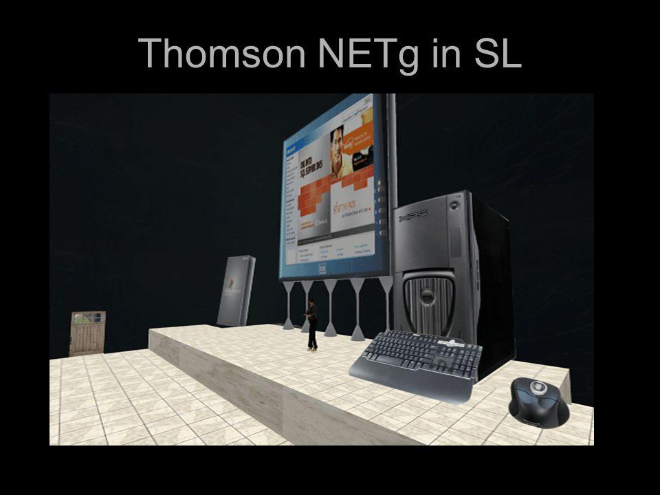Thomson NETg in SL
