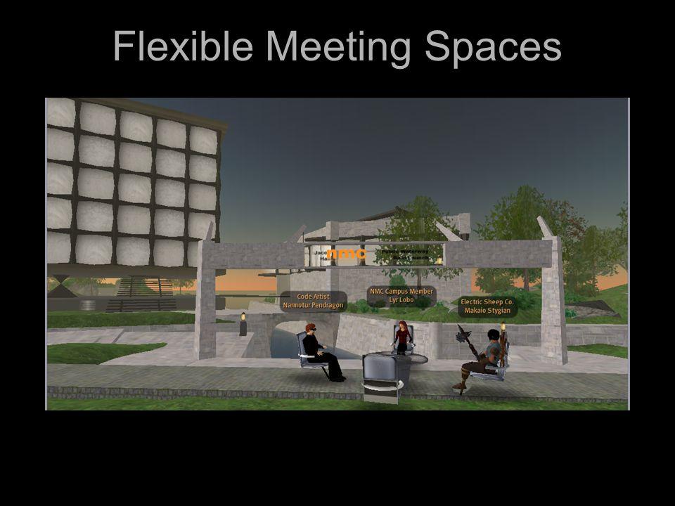 Flexible Meeting Spaces