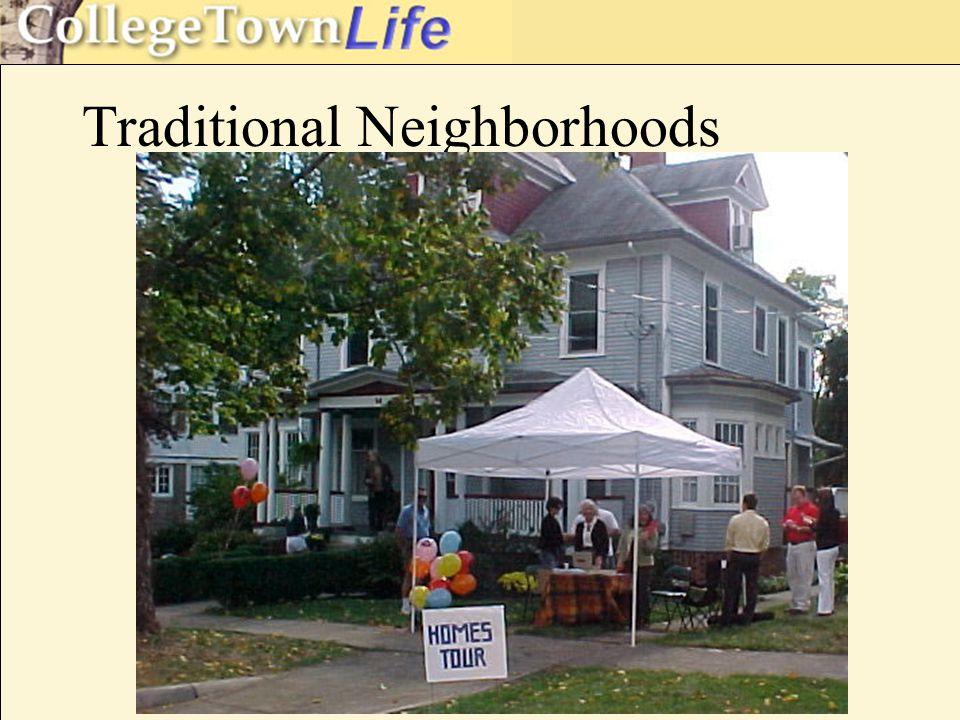 Traditional Neighborhoods