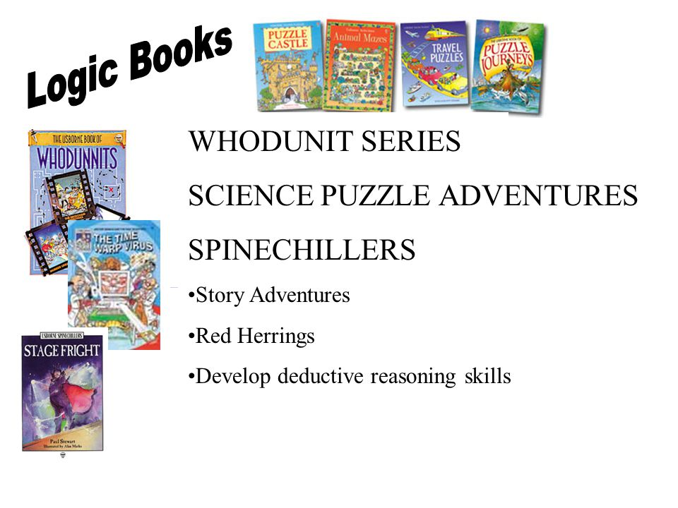 PUZZLE JOURNEY SERIES PUZZLE ADVENTURE SERIES More text on each page and smaller font Critical Thinking Reading Comprehension Clues Page -- Printed Backwards Great for 'readers'