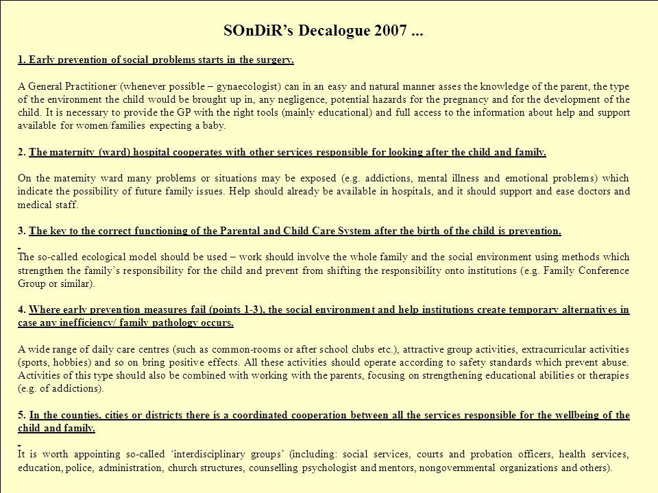 ...SOnDiR's Decalogue 2007 6.