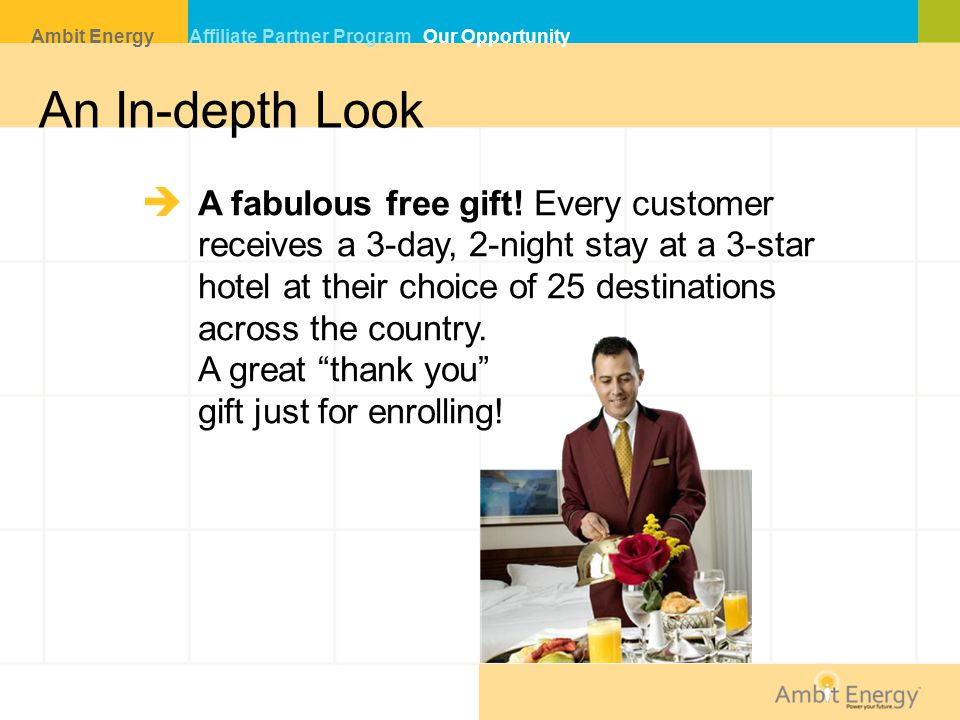 An In-depth Look A fabulous free gift.