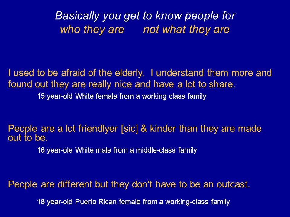 Understanding the Lives of Fellow Citizens ?.