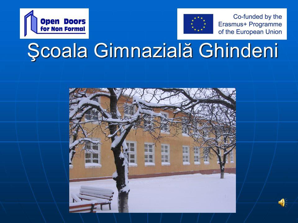 Şcoala Gimnazială Ghindeni