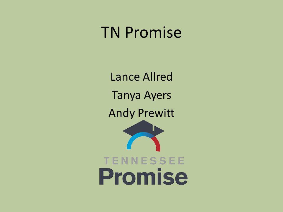 TN Promise Lance Allred Tanya Ayers Andy Prewitt