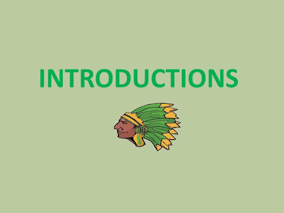 Introductions 9th grade Kimberly Gray 10th grade Tranese Nelms 11th grade and 12 th Grade ( A - G) Tanya Ayers 11th grade and 12 th Grade (H- N) Lance Allred 11th grade and 12 th Grade (O-Z) Andy Prewitt