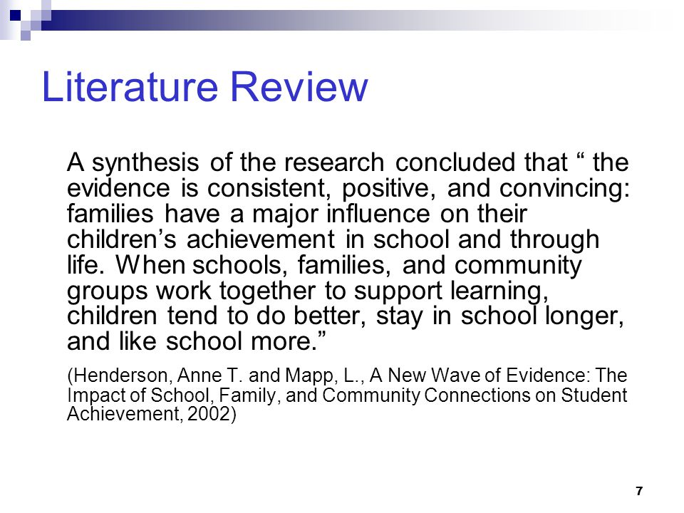 8 Literature Review Research findings tend to be consistent in their conclusion that the ninth grade is a precarious time for potential dropout and that students who are most likely to drop out before completing the ninth grade are those who have had attendance, discipline, and academic problems in the past, possibly from the beginning of their school careers. (Ascher, C.