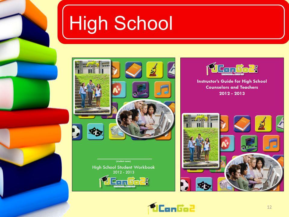 UCanGo2 High School 12