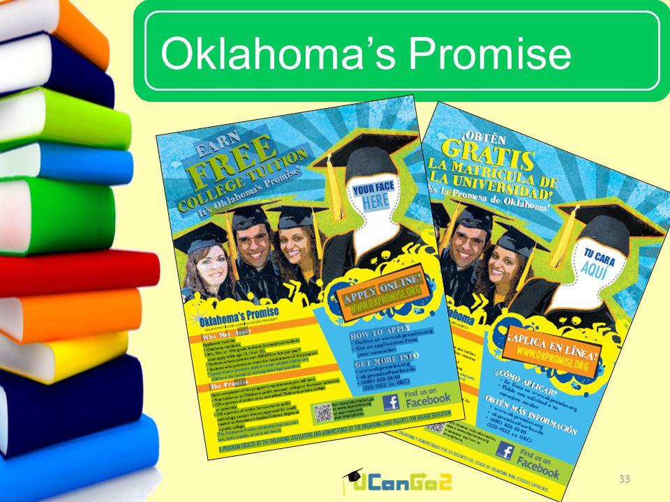UCanGo2 Oklahoma's Promise 33